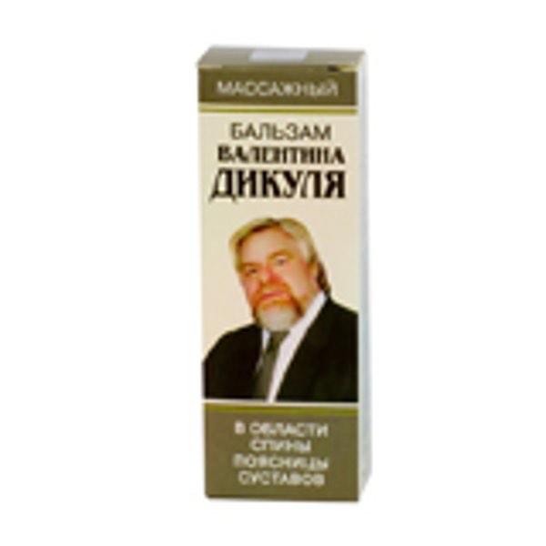 Бальзам Валентина Дикуля (Суставный) 75 м