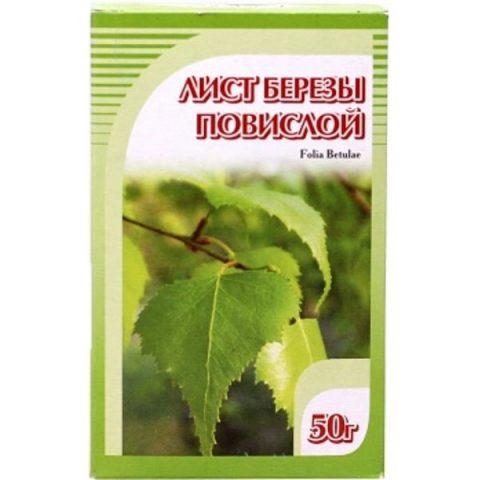 Березы Листья 50 гр