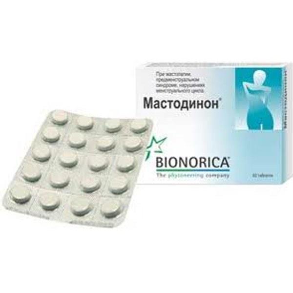 Мастодинон 60 таб