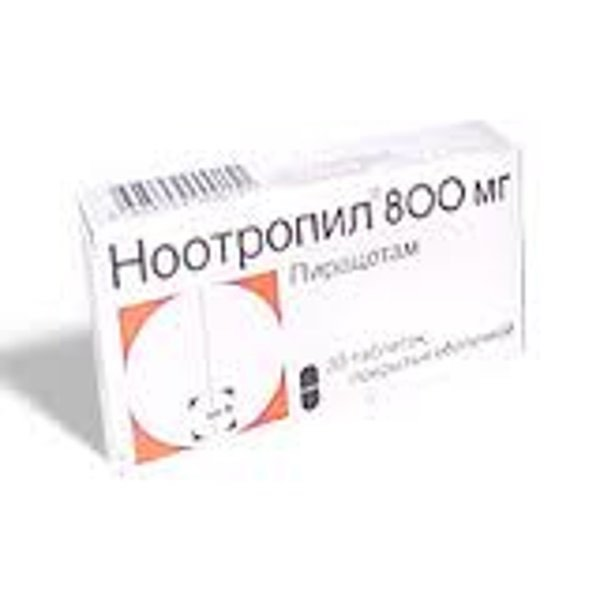 Ноотропил 800 мг 30 таб