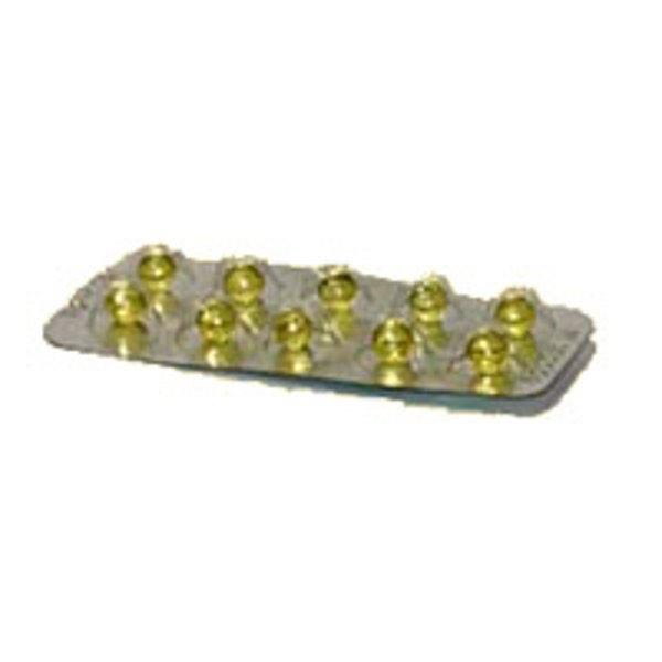 Витамин А 10 капсул