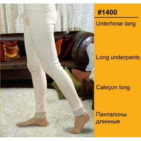 Согревающие панталоны из ангоры