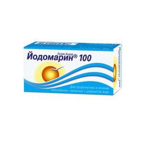 Йод-марин 60 таб