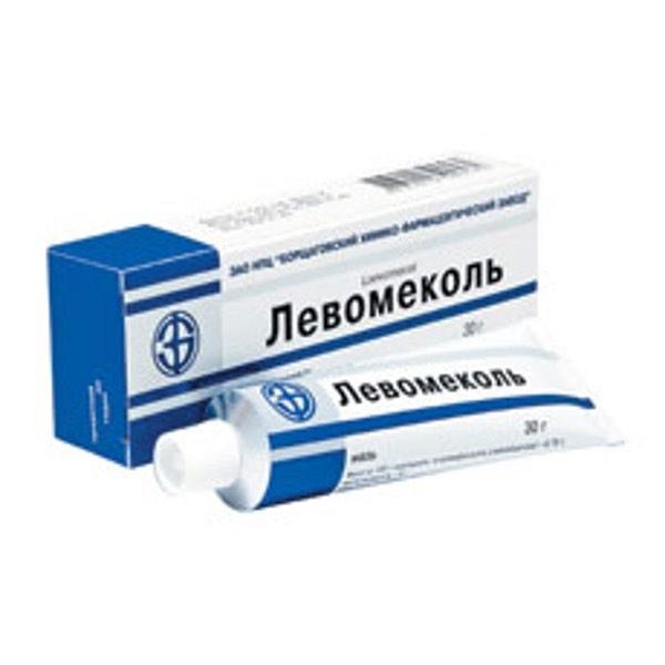 Мазь Левомеколь 40 гр