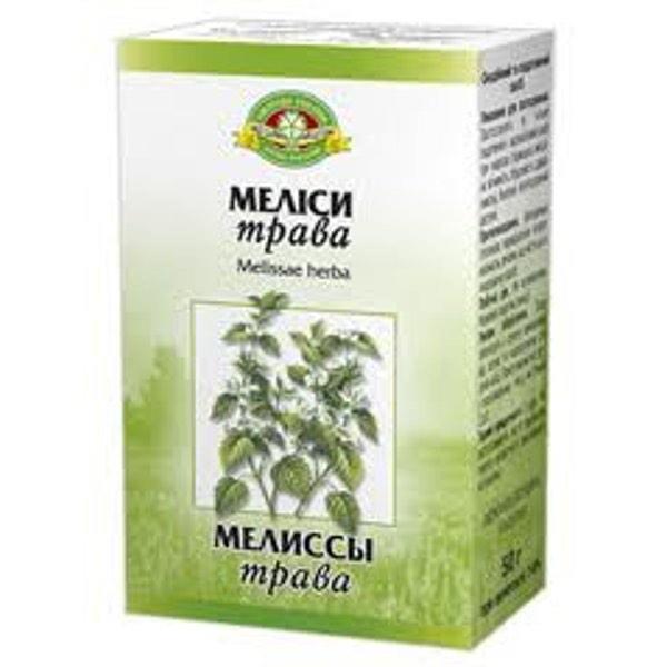 Трава Мелиссы 35 гр