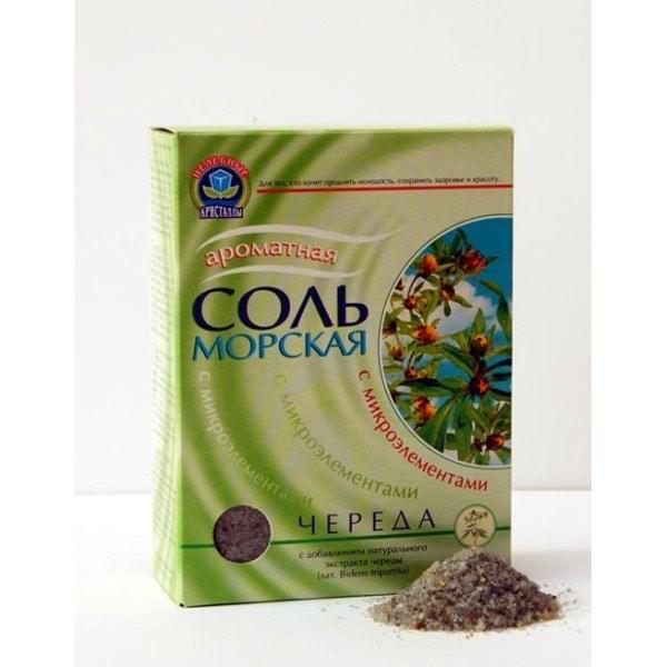 Соль Морская (Череда) 500 гр