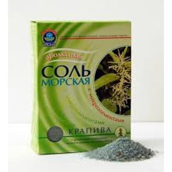 Соль Морская (Крапива) 500 гр
