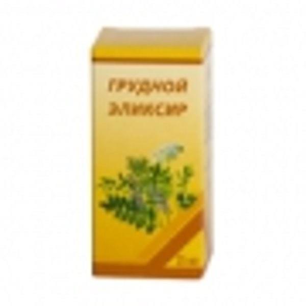 Грудной Эликсир 25 мл