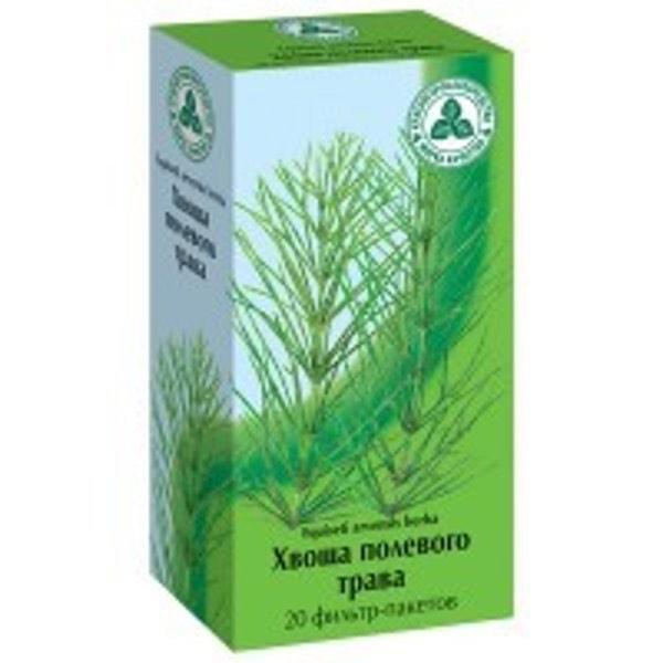 Хвоща полевого трава 50 г Фирма «Здоровье»