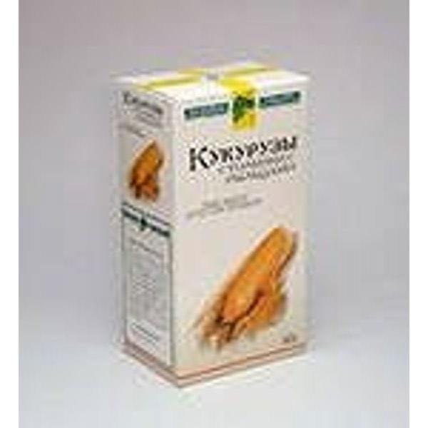 Кукурузы столбики с рыльцами измельченные 50г  «Здоровье»
