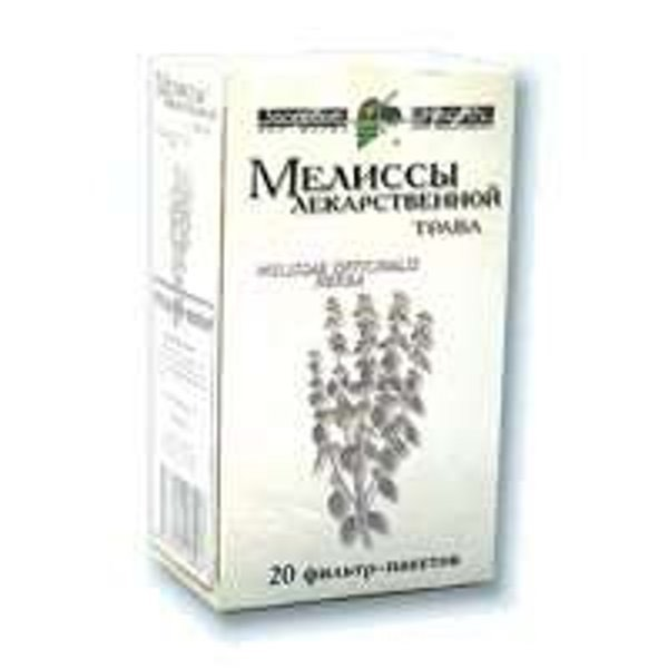 Мелисса трава 50г  «Здоровье»