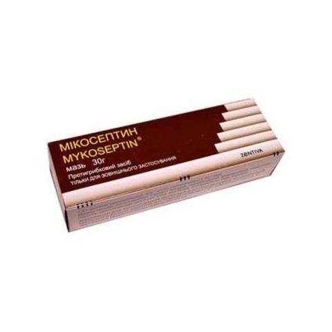 Микосептин 30 гр