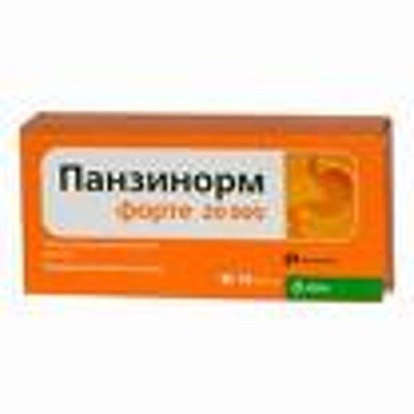 Панзинорм Форте-Н 30 таб