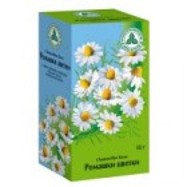 Ромашки цветки пачка , 50 г Фирма «Здоровье»