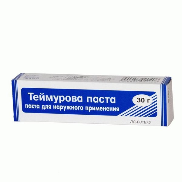 Теймурова Паста фл. 50г