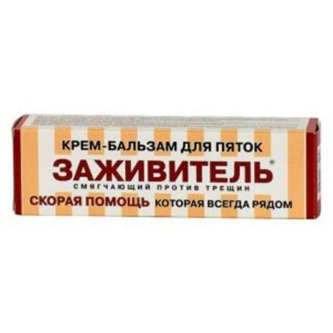 """""""Заживитель"""" Крем-бальзам д/пяток (от трещин) 30мл"""