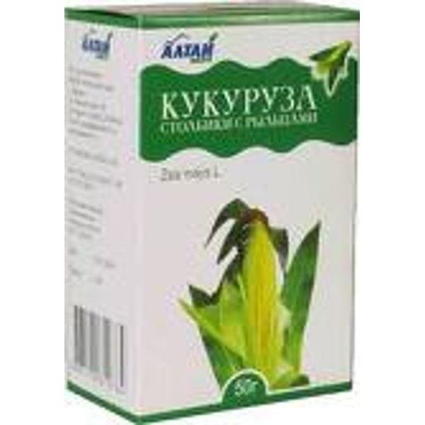 Кукурузные Рыльца 50 гр