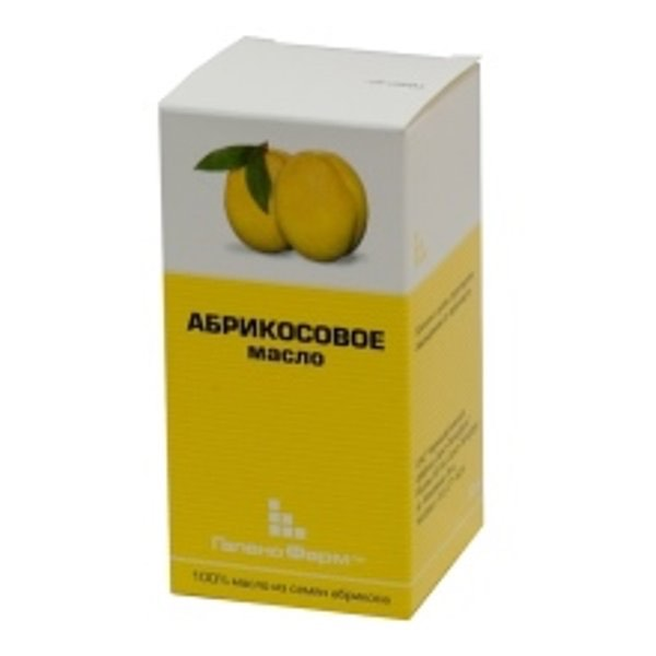 Абрикосовое Масло 25 мл