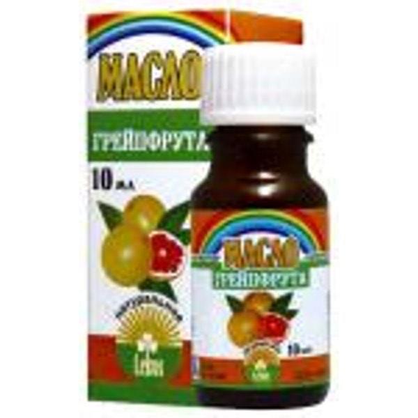 Грейпфрут Масло эфирное 10 мг