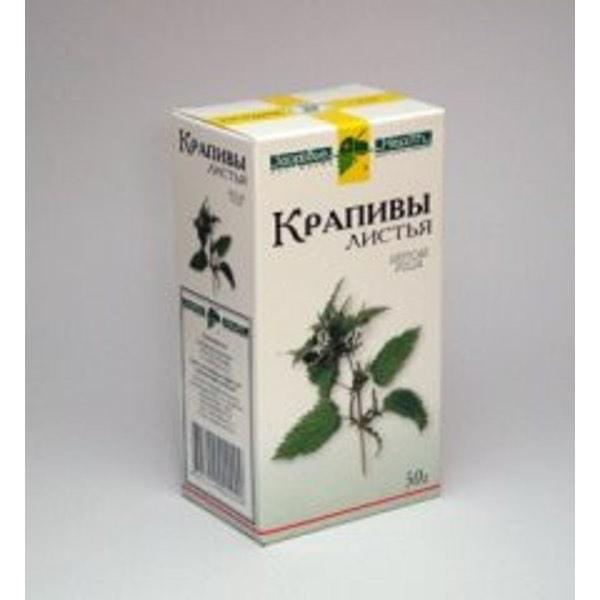 Крапива листья 50г Фирма «Здоровье»