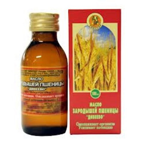 Масло для волос Зародыши пшеницы 250 мл