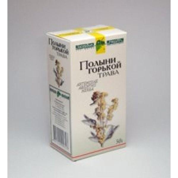 Полыни горькой трава 50г   Фирма «Здоровье»