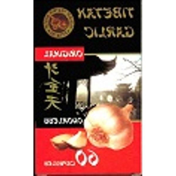 Tibetan Garlik capsules