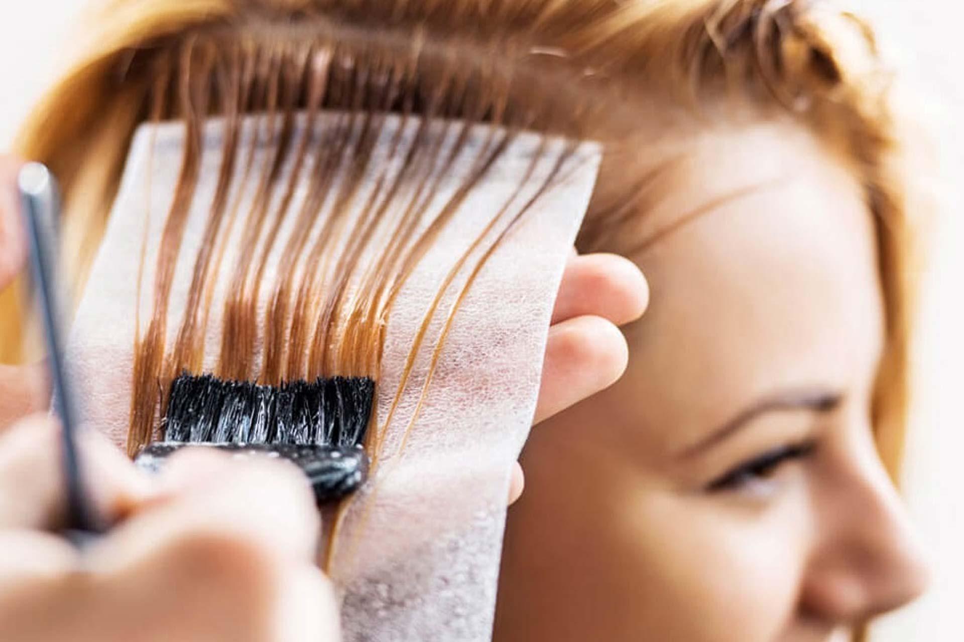 Как красить волосы правильно и без вреда для них